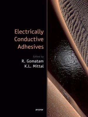 cover image of Electrically Conductive Adhesives