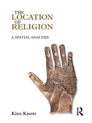 cover image of The Location of Religion