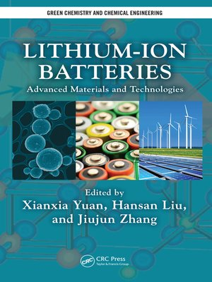 cover image of Lithium-Ion Batteries