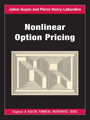 cover image of Nonlinear Option Pricing