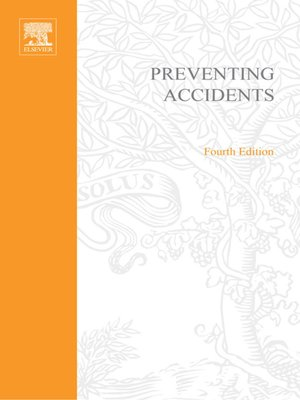 cover image of Preventing Accidents