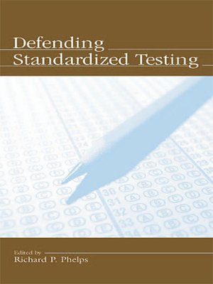 cover image of Defending Standardized Testing