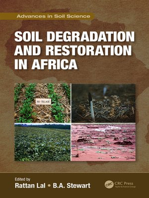 cover image of Soil Degradation and Restoration in Africa
