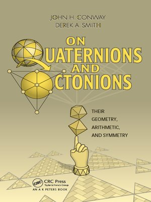 cover image of On Quaternions and Octonions