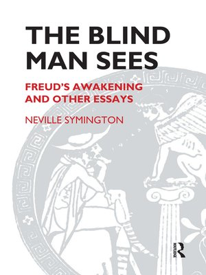cover image of The Blind Man Sees