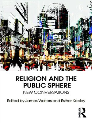cover image of Religion and the Public Sphere