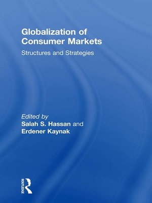 cover image of Globalization of Consumer Markets