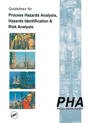 cover image of Guidelines for Process Hazards Analysis (PHA, HAZOP), Hazards Identification, and Risk Analysis