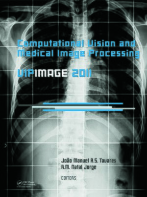 cover image of Computational Vision and Medical Image Processing
