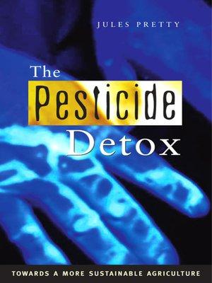 cover image of The Pesticide Detox