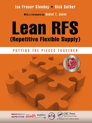 cover image of Lean RFS (Repetitive Flexible Supply)