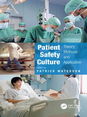 cover image of Patient Safety Culture