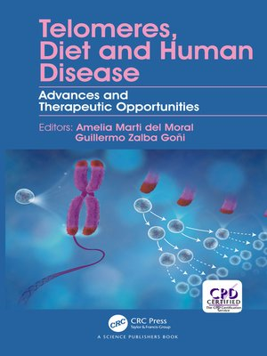 cover image of Telomeres, Diet and Human Disease