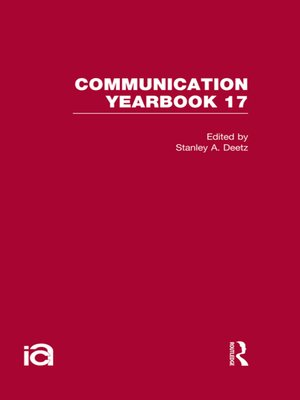 cover image of Communication Yearbook 17