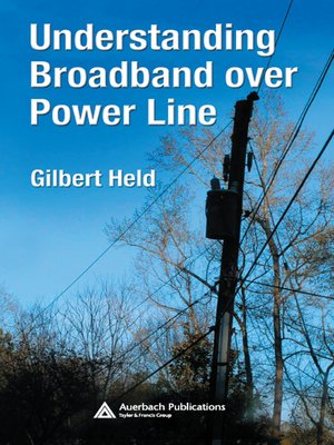 cover image of Understanding Broadband over Power Line