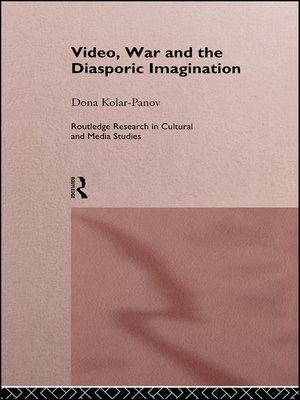 cover image of Video, War and the Diasporic Imagination