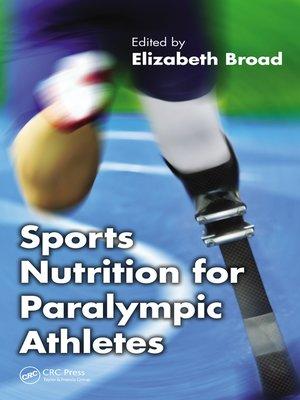 cover image of Sports Nutrition for Paralympic Athletes