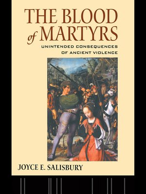 cover image of The Blood of Martyrs