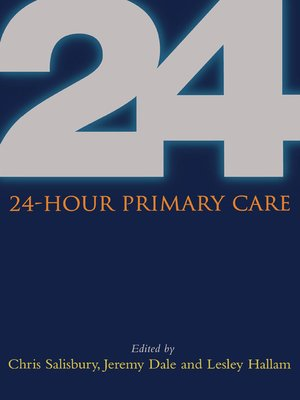 cover image of 24 Hour Primary Care