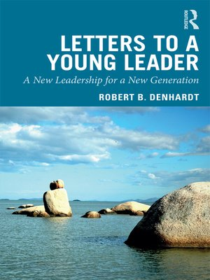 cover image of Letters to a Young Leader