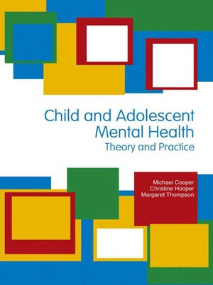 cover image of Child & Adolescent Mental Health