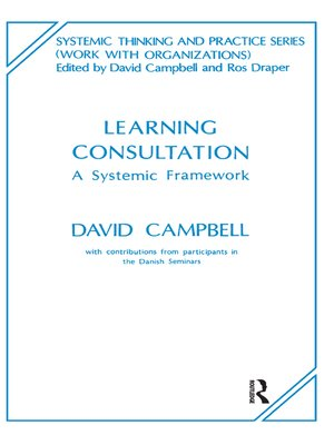 cover image of Learning Consultation