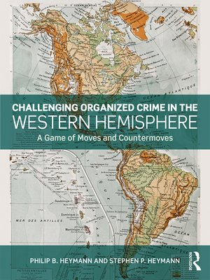 cover image of Challenging Organized Crime in the Western Hemisphere