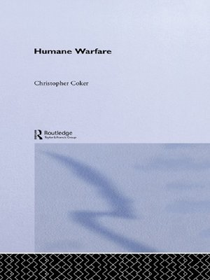 cover image of Humane Warfare