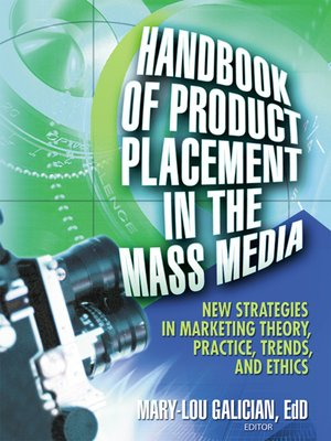 cover image of Handbook of Product Placement in the Mass Media