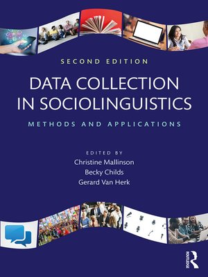 cover image of Data Collection in Sociolinguistics