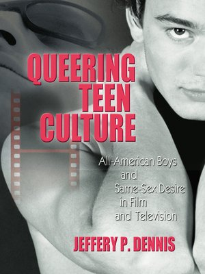 cover image of Queering Teen Culture