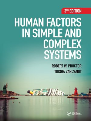 cover image of Human Factors in Simple and Complex Systems