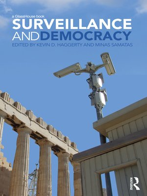 cover image of Surveillance and Democracy