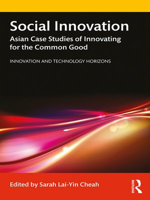 cover image of Social Innovation