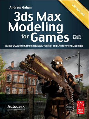 cover image of 3ds Max Modeling for Games