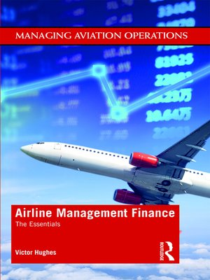 cover image of Airline Management Finance