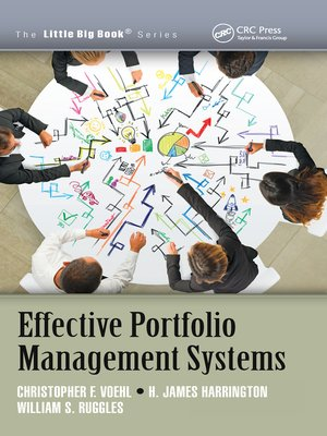 cover image of Effective Portfolio Management Systems