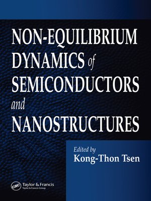 cover image of Non-Equilibrium Dynamics of Semiconductors and Nanostructures