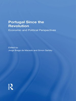 cover image of Portugal Since the Revolution