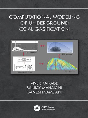 cover image of Computational Modeling of Underground Coal Gasification