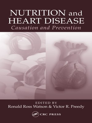 cover image of Nutrition and Heart Disease