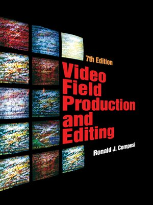 cover image of Video Field Production and Editing