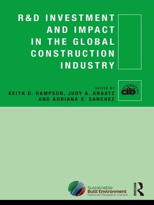 cover image of R&D Investment and Impact in the Global Construction Industry