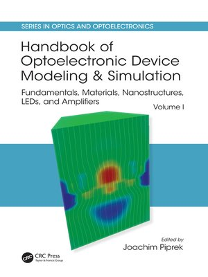 cover image of Handbook of Optoelectronic Device Modeling and Simulation