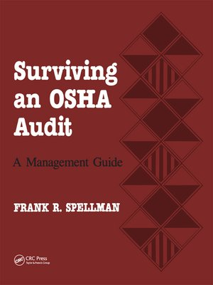 cover image of Surviving an OSHA Audit