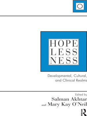 cover image of Hopelessness