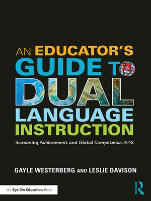 cover image of An Educator's Guide to Dual Language Instruction