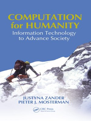 cover image of Computation for Humanity