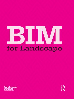 cover image of BIM for Landscape