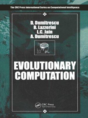 cover image of Evolutionary Computation